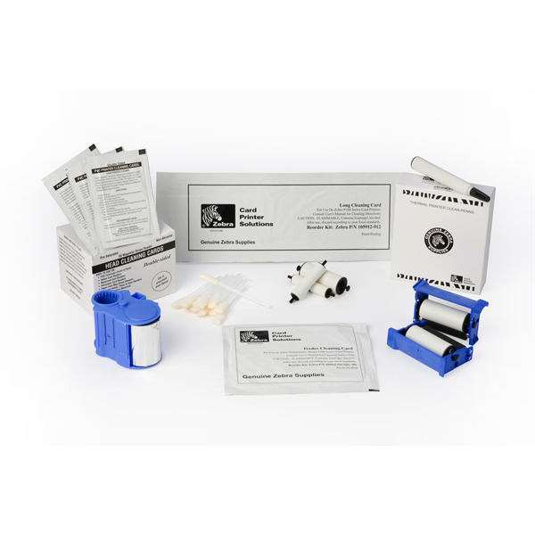 Picture of Zebra Cleaning Swabs Kit