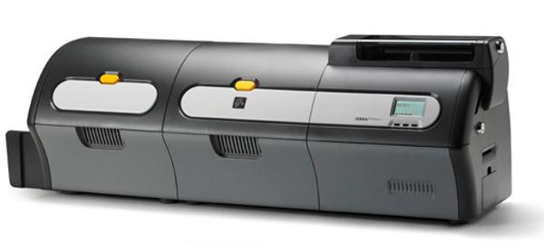 Picture of Zebra ZXP Series 7 Dual Side Printer w/Single Side Lamination