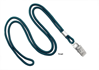 "Picture of 1/8"" Round 36"" Cord Lanyard with NPS Bulldog Clip - Several Colors to choose from."