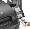 Picture of Zebra ZXP Series 9 Dual Side Retransfer Printer with Single Side Lamination