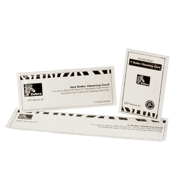 Picture of Cleaning Kit for ZXP Series 8 and Series 9 Retransfer Printer  with Lamination Station