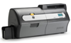 Picture of Zebra ZXP Series 7 ID Card Printer with Magnetic Stripe Encoder - Single-Sided