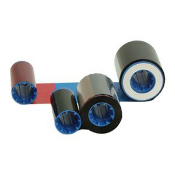 Picture of Zebra 800012-944 Color Ribbon - YMCKKI - 415 prints